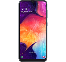 Смартфон Samsung Galaxy A50 128Gb Черный